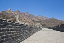 Free Great Wall Royalty Free Stock Photography - 14362187