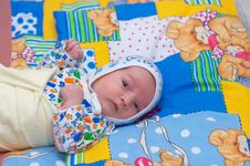Free Baby Boy Royalty Free Stock Photography - 14362197