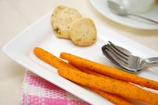 Free Nutritious And Healthy Afternoon Snacks Royalty Free Stock Photography - 14362367