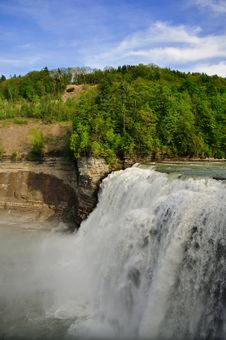 Free Massive Falls Stock Photography - 14362512