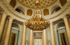 Free Round Hall, Internal Interior Royalty Free Stock Photos - 14362578