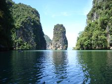 Free James Bond Island Stock Images - 14363434