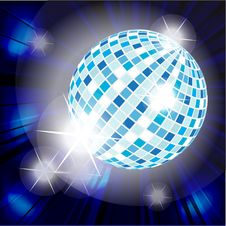 Free Disco Ball Royalty Free Stock Image - 14367736