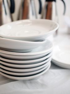 Free Plates Tower Royalty Free Stock Photography - 14367927