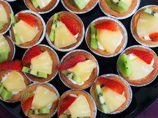Free Fruit Tarts Stock Photos - 14367943
