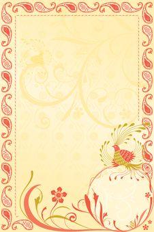 Free Fairy Bird-frame Stock Photos - 14369323
