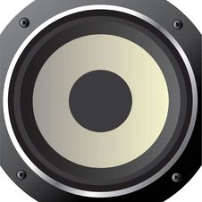 Free Illustration Of  Loudspeaker Stock Photo - 14369840