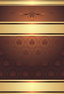 Free Decorative Background For Design. Wrapping Royalty Free Stock Image - 14369916