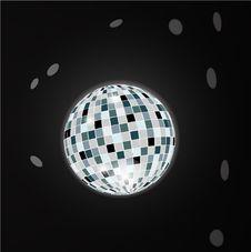 Illustration- Disco Ball Stock Images