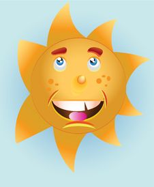 Free Illustration Of The Sun Stock Photo - 14370730