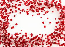 Free Red Chain Royalty Free Stock Image - 14371696
