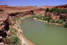 Free San Juan River Stock Photo - 14371780