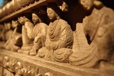 Free Buddha Image Royalty Free Stock Photos - 14371818