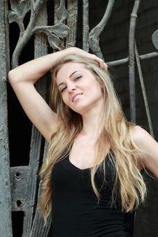 Free Blond Girl Stock Image - 14372301