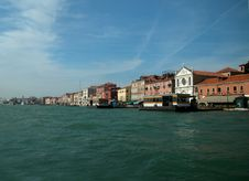 Free Venice Waterway Stock Photography - 14372362