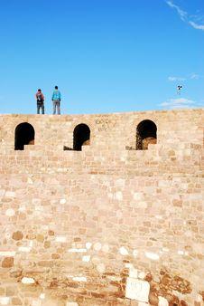 Free Ankara Castle Royalty Free Stock Image - 14373536