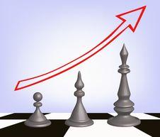 Free Chess Concept. Stock Photo - 14373540