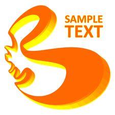 Free Orange Shape Royalty Free Stock Image - 14374716