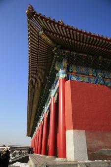Free Forbidden City Royalty Free Stock Photos - 14375148