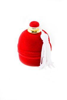 Free Red Velvet Box Stock Image - 14375441