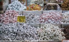Free Turkey, Istanbul, Spice Bazaar Royalty Free Stock Image - 14375886