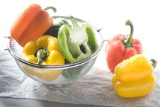 Free Bell Peppers Royalty Free Stock Photos - 14376088