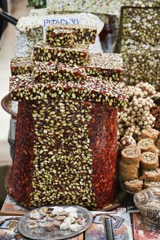 Free Turkey, Istanbul, Spice Bazaar Stock Photos - 14376093