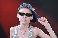 Free Portrait Of 10-11 Years Old Boy Stock Photo - 14376530