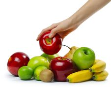 Free Fruits Stock Photography - 14377482
