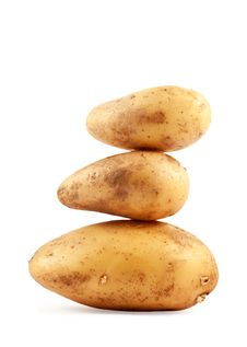 Free Potatoes Stock Photography - 14378012