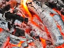 Free Dying Fire Stock Photos - 14378503