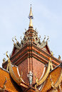 Free Image Of Top Of Buddhist Temple Royalty Free Stock Photos - 14383318