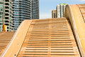 Free Wave Deck At Harbour Front Toronto Stock Photography - 14386182