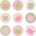 Free Butterfly Patterns Royalty Free Stock Photos - 14386648