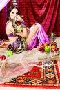 Free Oriental Beauty Stock Photography - 14388092