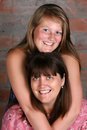 Free Mother And Daughter Stock Photos - 14388683