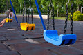 Free Swing In The Park Stock Images - 14389554