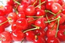 Free Cherry Royalty Free Stock Image - 14380736