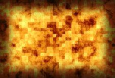 Free Golden Mosaics Stock Photo - 14380760