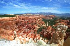 Free Bryce Canyon Royalty Free Stock Image - 14380876