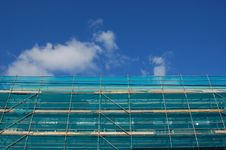 Free Scaffold Stock Images - 14381054