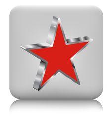 Free 3d Star Stock Photos - 14381113
