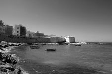 Trapani Sicily Italy Royalty Free Stock Images