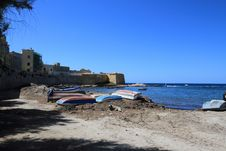 Free Trapani Sicily Italy Stock Photos - 14381383