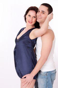 Free Beautiful Couple Royalty Free Stock Image - 14381576