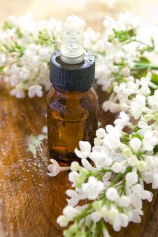 Free Essential Oil Royalty Free Stock Photos - 14382008