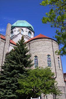 Free Historic Church Stock Photos - 14382513