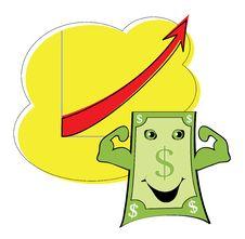 Free Powerful Dolar Royalty Free Stock Photo - 14382755