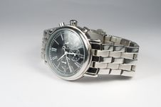 Free Used Silver Watch Stock Photos - 14382893