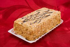 Free Napolean Cake Royalty Free Stock Photos - 14384428